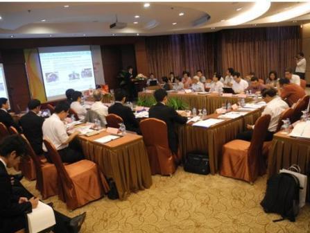 Hội thảo về công nghệ xử lý nước thải chi phí thấp