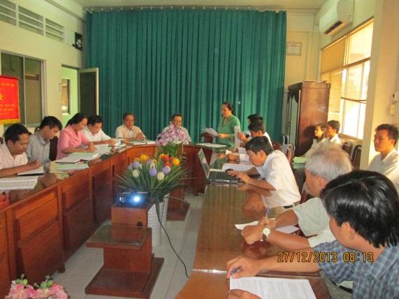 """Xây dựng Đề án bảo vệ và cải thiện môi trường nông thôn tỉnh Vĩnh Long đến năm 2020"""""""