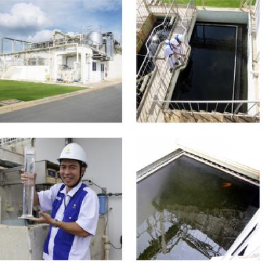 xlnt 7132 1384742688 Hệ thống xử lý nước thải trị giá 3 triệu USD ở Long An