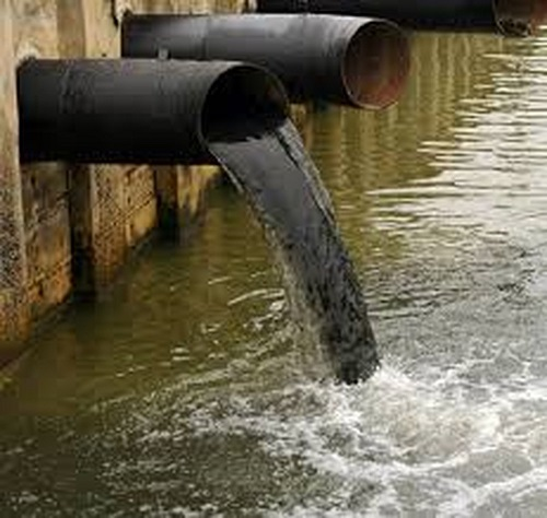 ô nhiễm môi trường nước