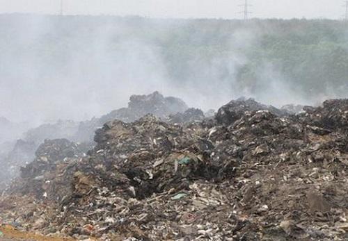 rác thải sinh hoạt