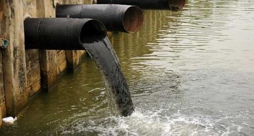 doanh nghiệp xả thải ra môi trường nước